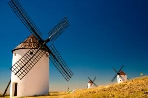 Don Quixotes & Manchego cheese