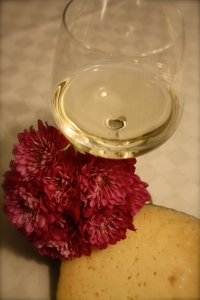 Manchego cheese & Verdejo wine