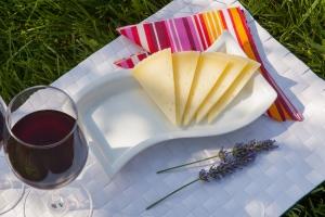 Manchego cheese tasting