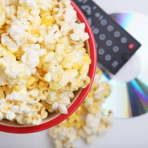 Popcorn & Manchego Cheese