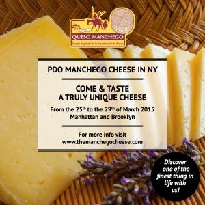 PDO Manchego Cheese in NY